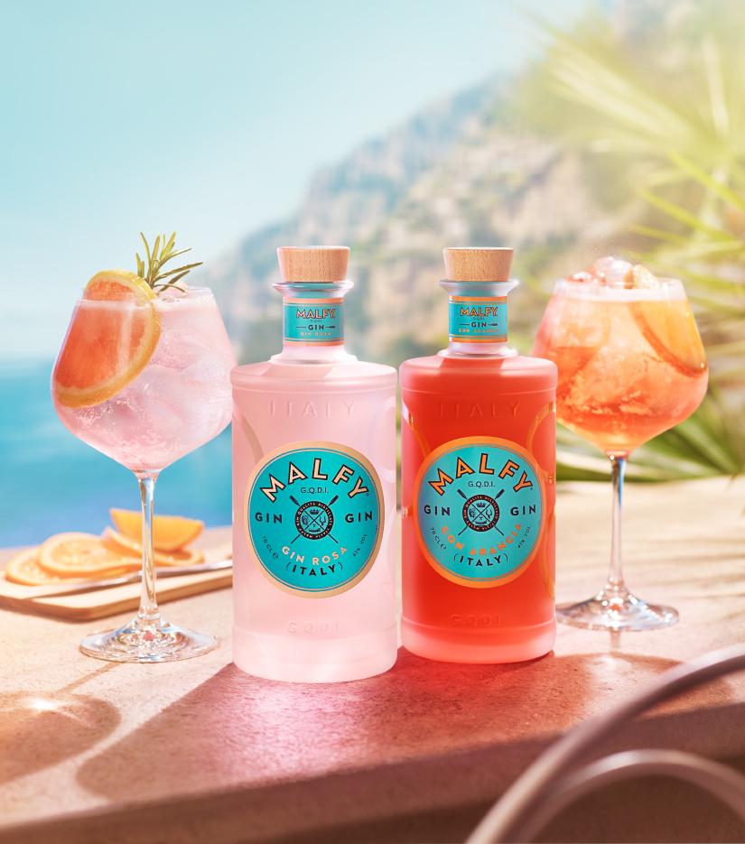 Gin-Cocktails für den Sommer
