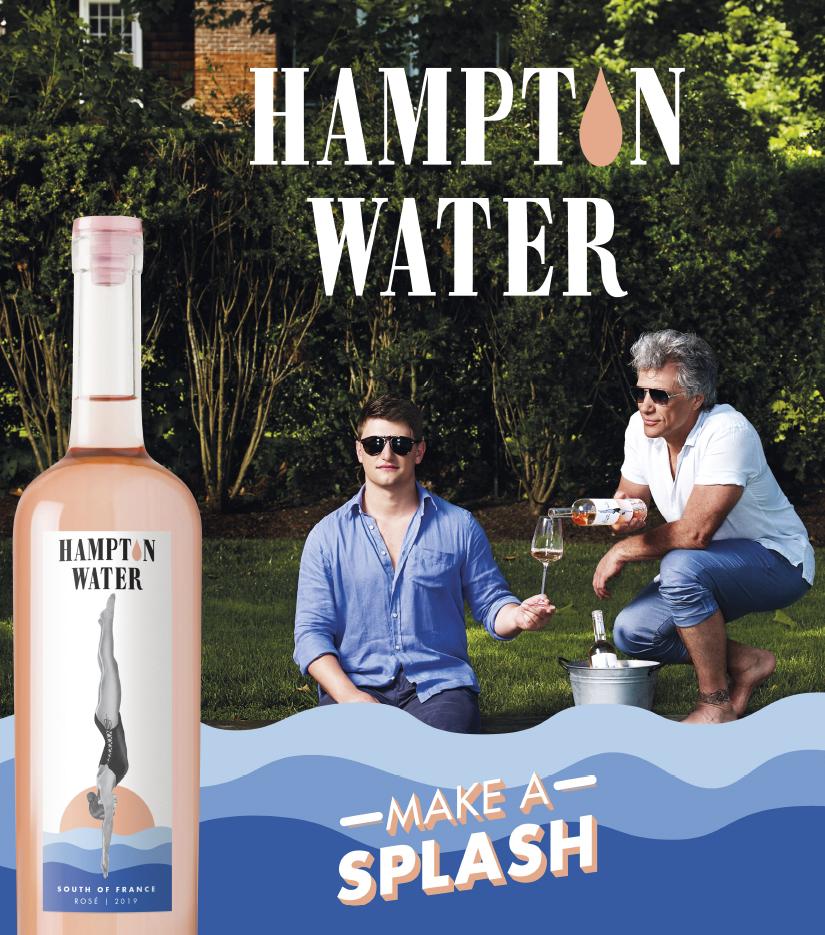 Hampton Water – von der rock-ikone Jon bon jovi