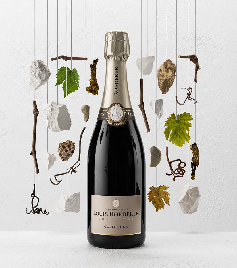 Champagne-Tasting