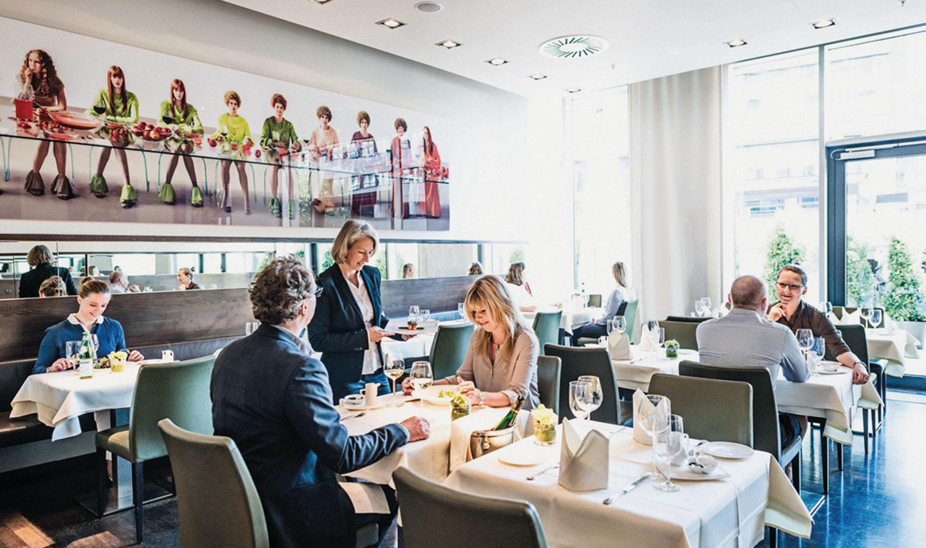 Feinkost Böhm Restaurant