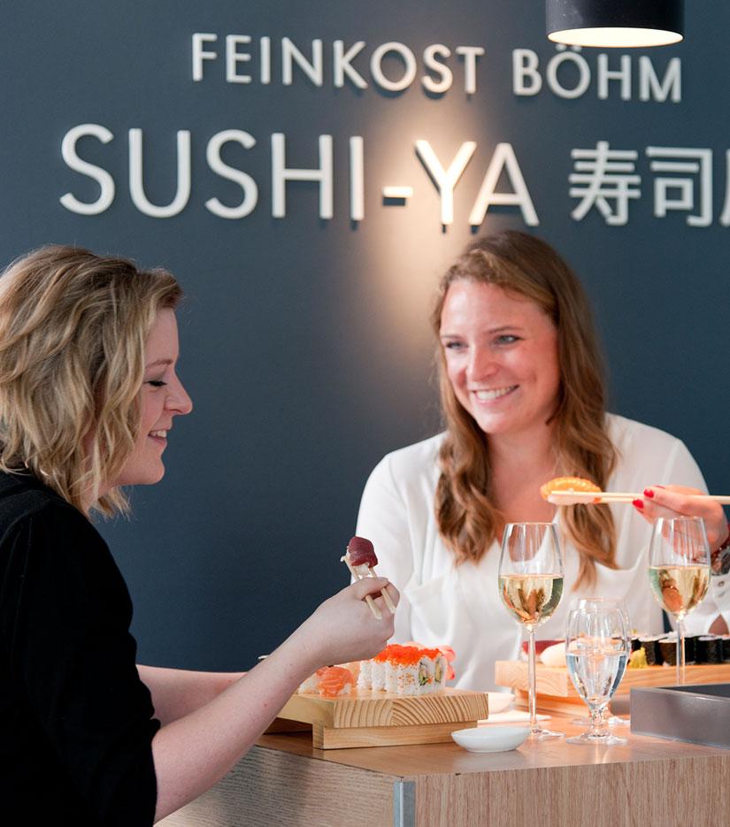 SUSHI-YA Menü