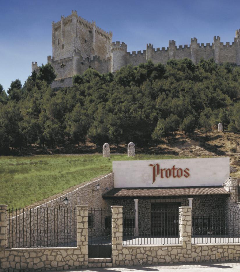 Aire de Protos – Weingut Protos | Spanien