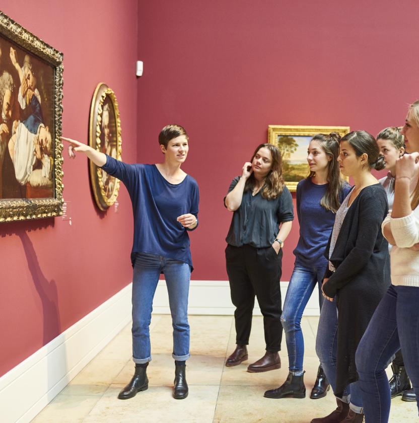 Entdecken Sie die Kunstwerke einer großen Sammlung