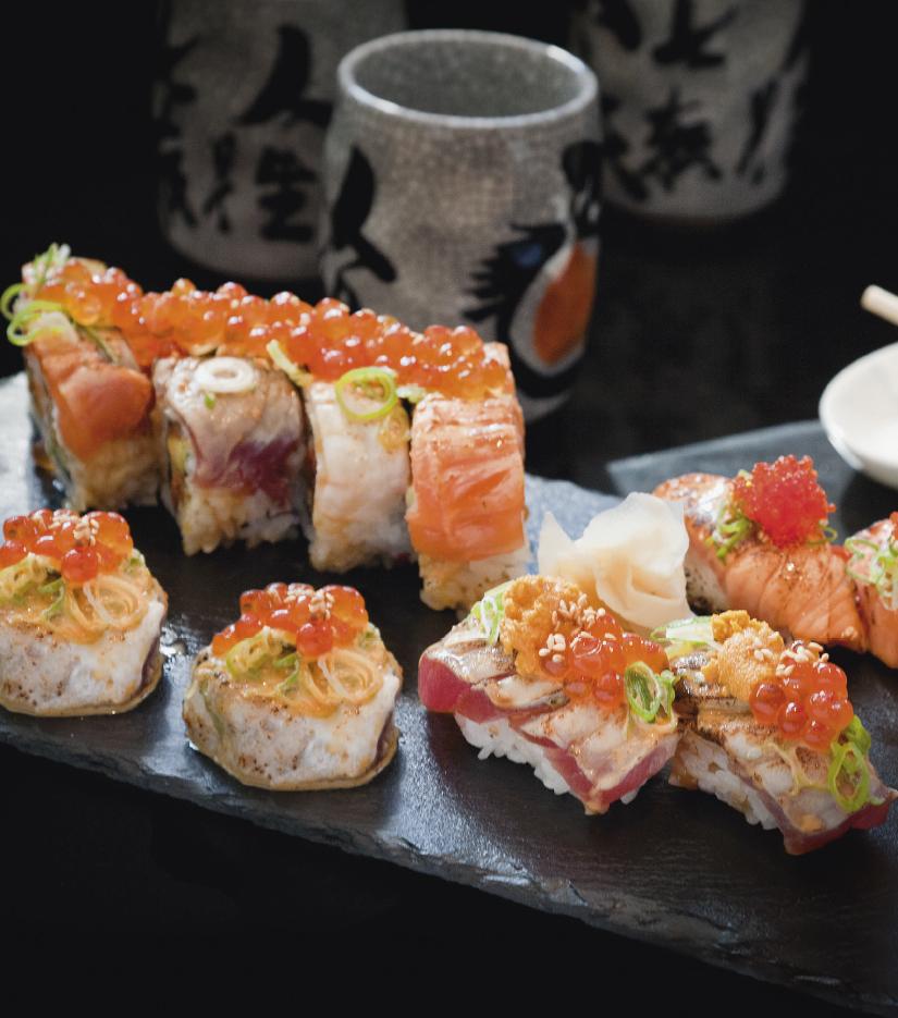 Jetzt bestellen – Sushi-Genuss für Unterwegs und Zuhause