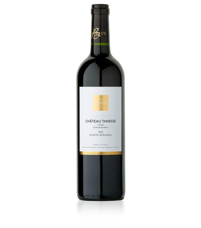Rotwein Feinkost Böhm Château Tanesse 0,75l