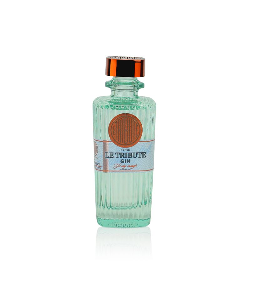 Le Tribute Dry Gin 0,7l