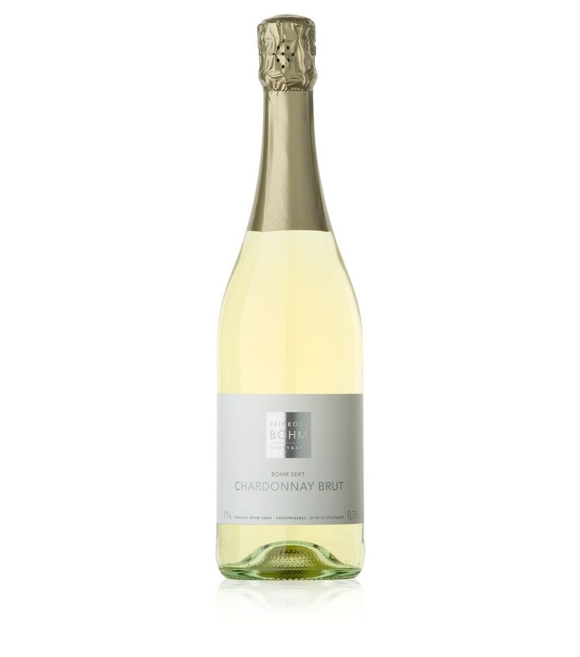 Feinkost Böhm Sekt Chardonnay Brut 0,75l