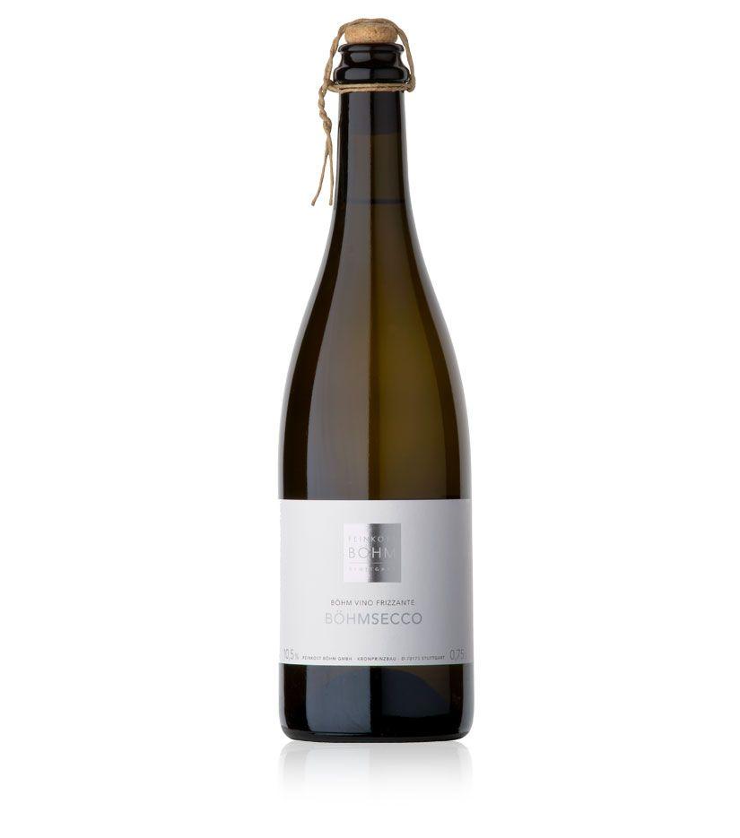Feinkost Böhm Chardonnay Frizzante Böhmsecco trocken 0,75l