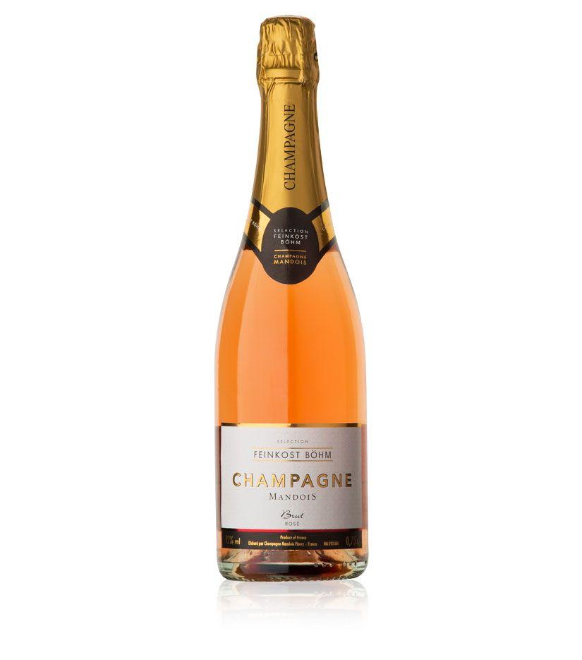 Feinkost Böhm Champagne Mandois Rosé