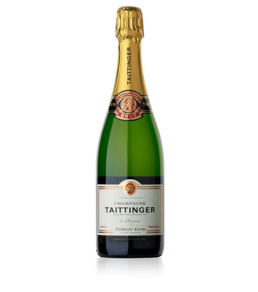 Champagner Taittinger Reserve trocken 0,75l
