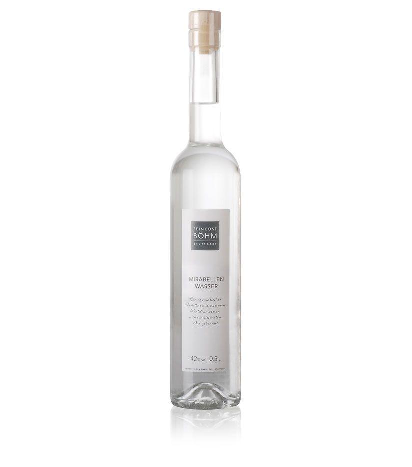 Feinkost Böhm Mirabellenwasser 0,5l