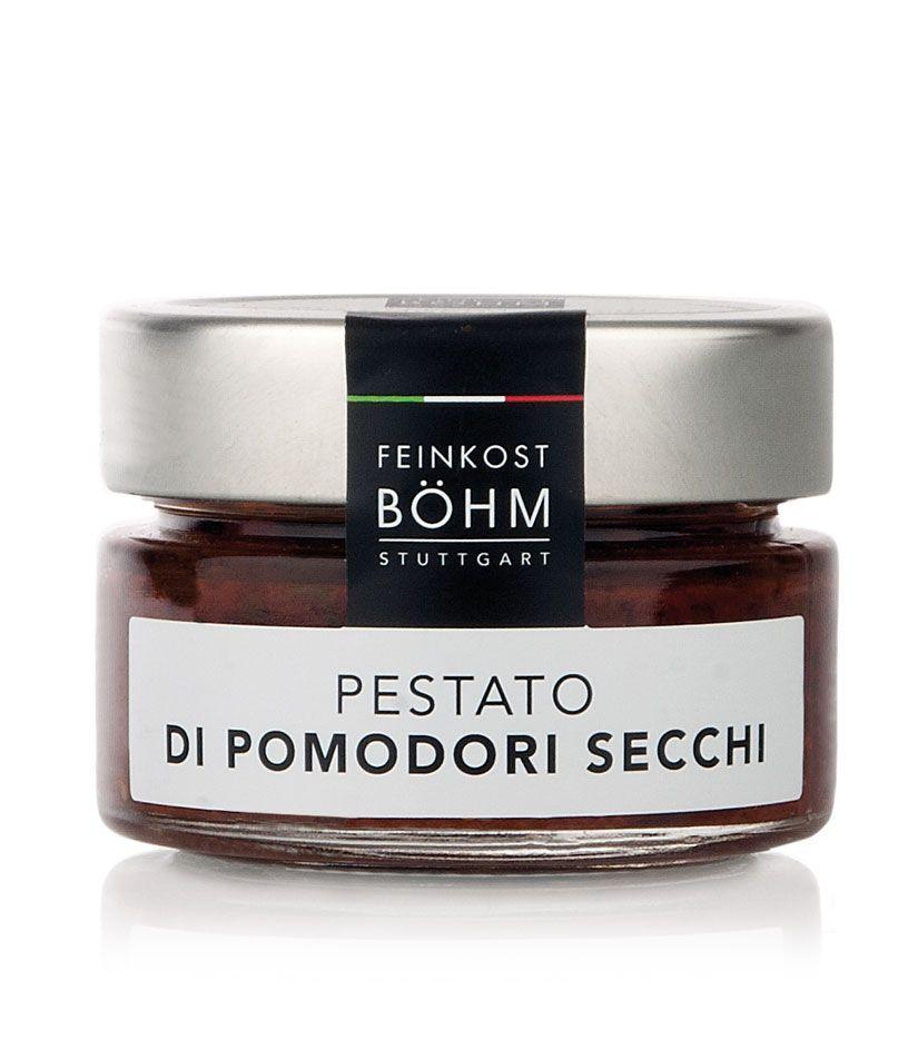 Feinkost Böhm Pestato di Pomodori Secchi 100g