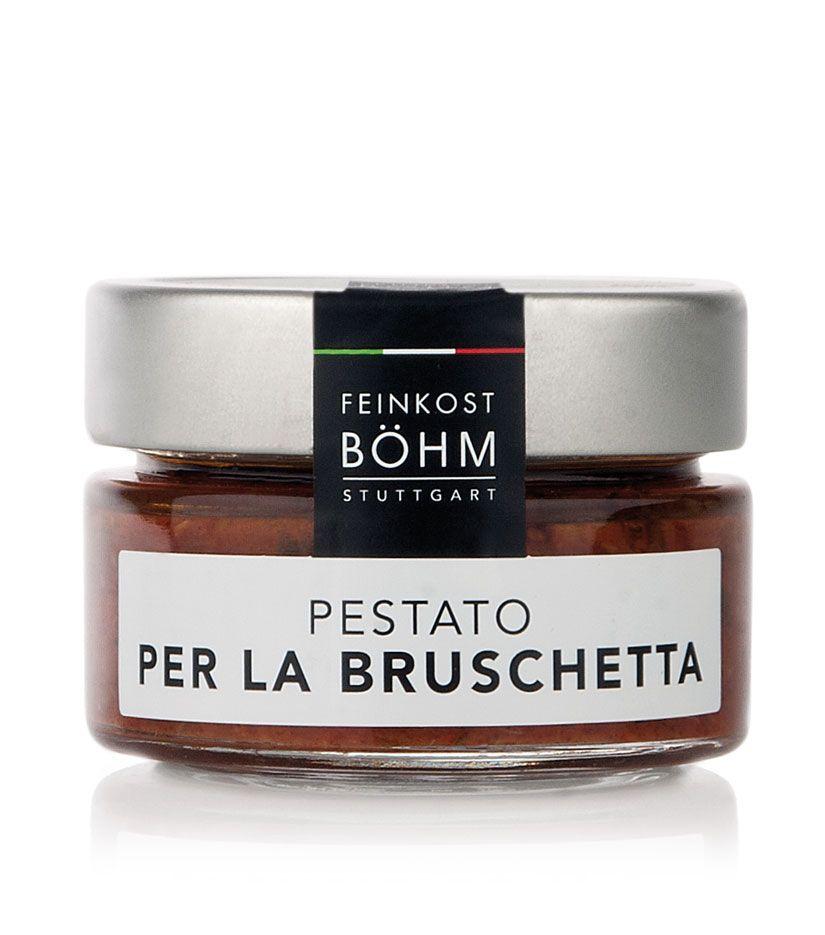 Feinkost Böhm Pestato per la Bruschetta 100g