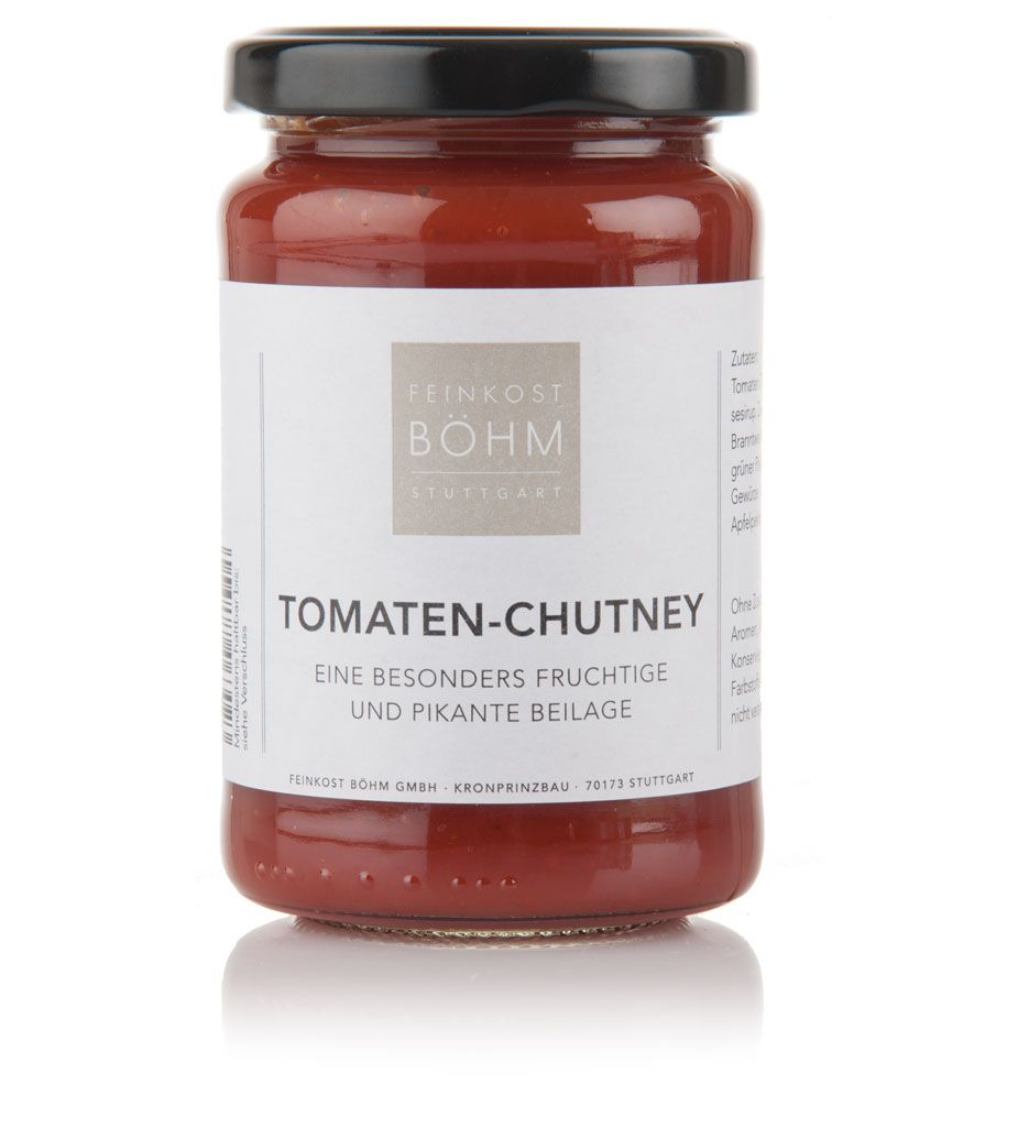 Feinkost Böhm Tomaten-Chutney 200ml