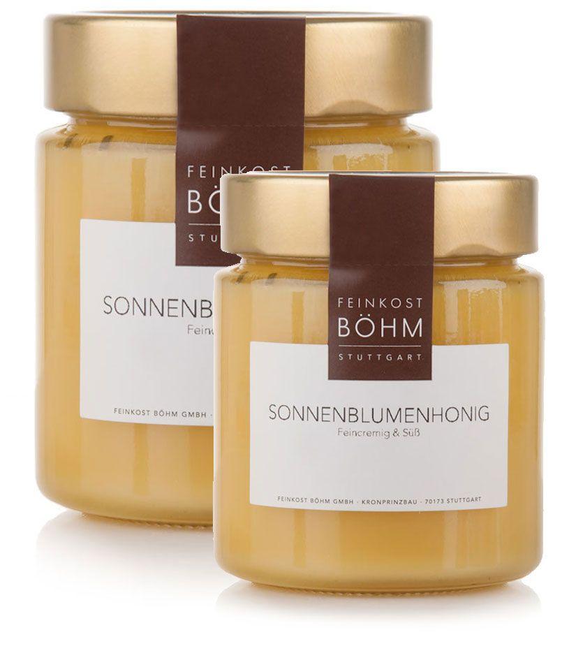 Feinkost Böhm Sonnenblumenhonig