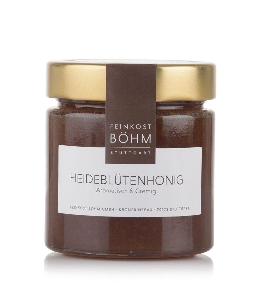 Feinkost Böhm Heideblütenhonig 250g