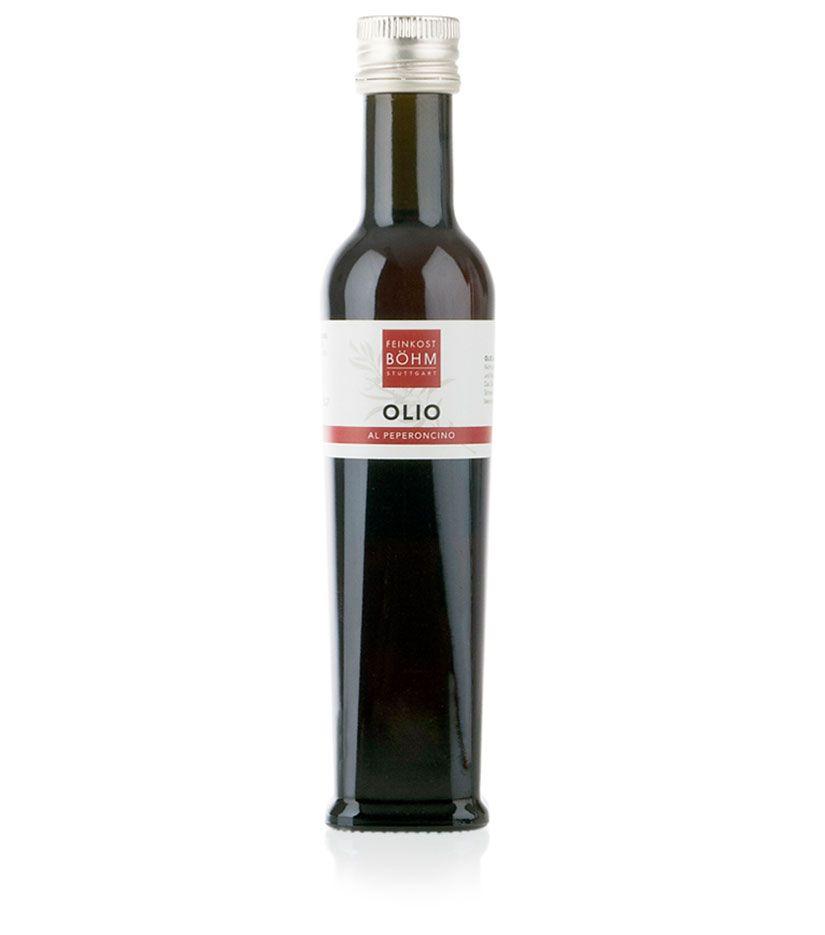 Feinkost Böhm Olio al peperoncino Olivenöl mit Chili 250ml