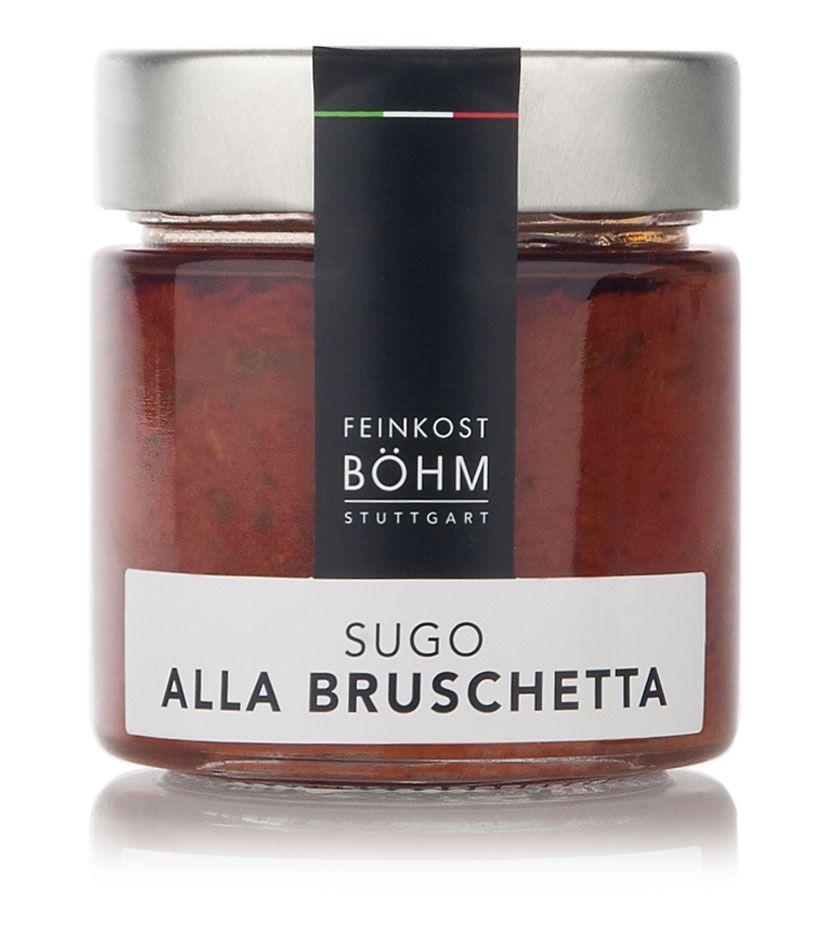 Feinkost Böhm Sugo alla Bruschetta Tomatensoße 212ml
