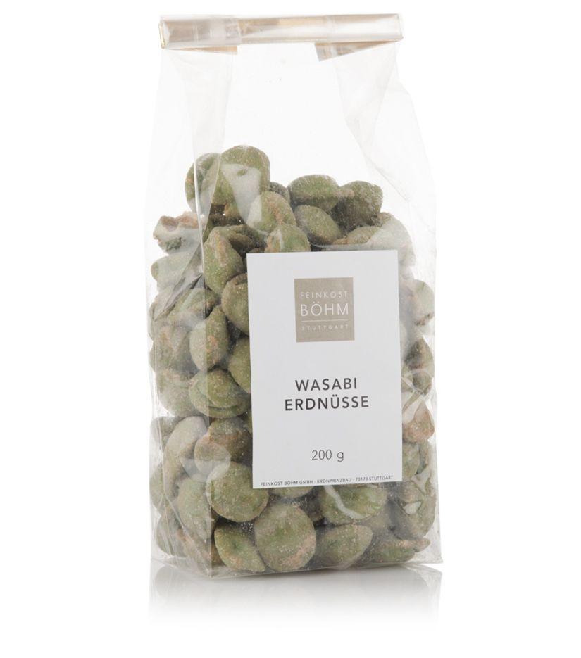 Feinkost Böhm Wasabi-Erdnüsse 200g