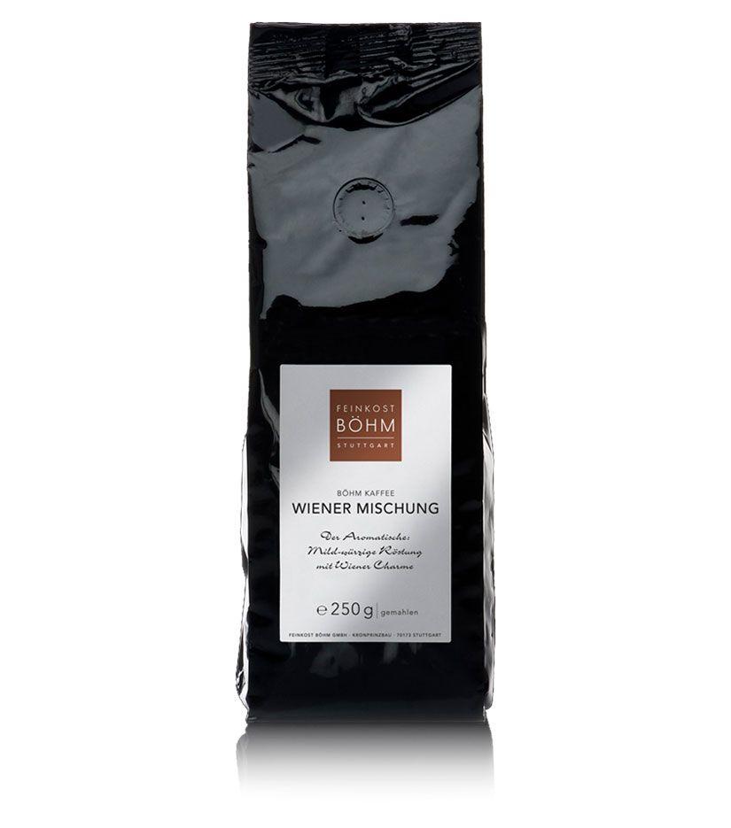 Feinkost Böhm Wiener Mischung Kaffee 250g