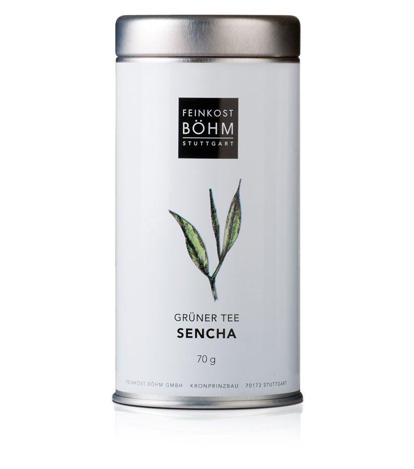 Feinkost Böhm Sencha Grüner Tee 70g