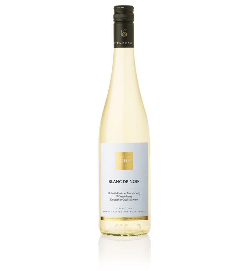 Feinkost Böhm Weißwein Blanc de Noir 0,75l