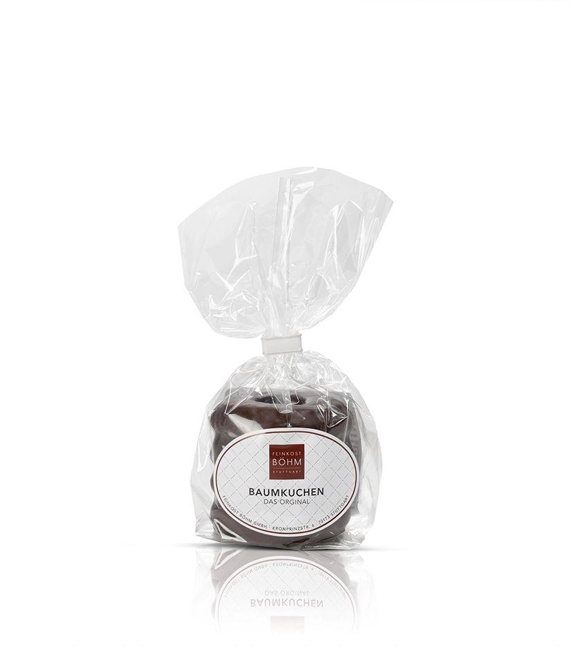 Mini-Baumkuchen mit edler Zartbitterschokolade 80g