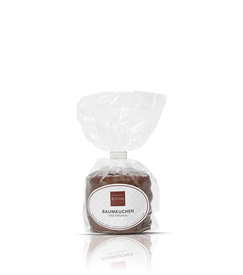 Mini-Baumkuchen mit edler Vollmilchschokolade 80g