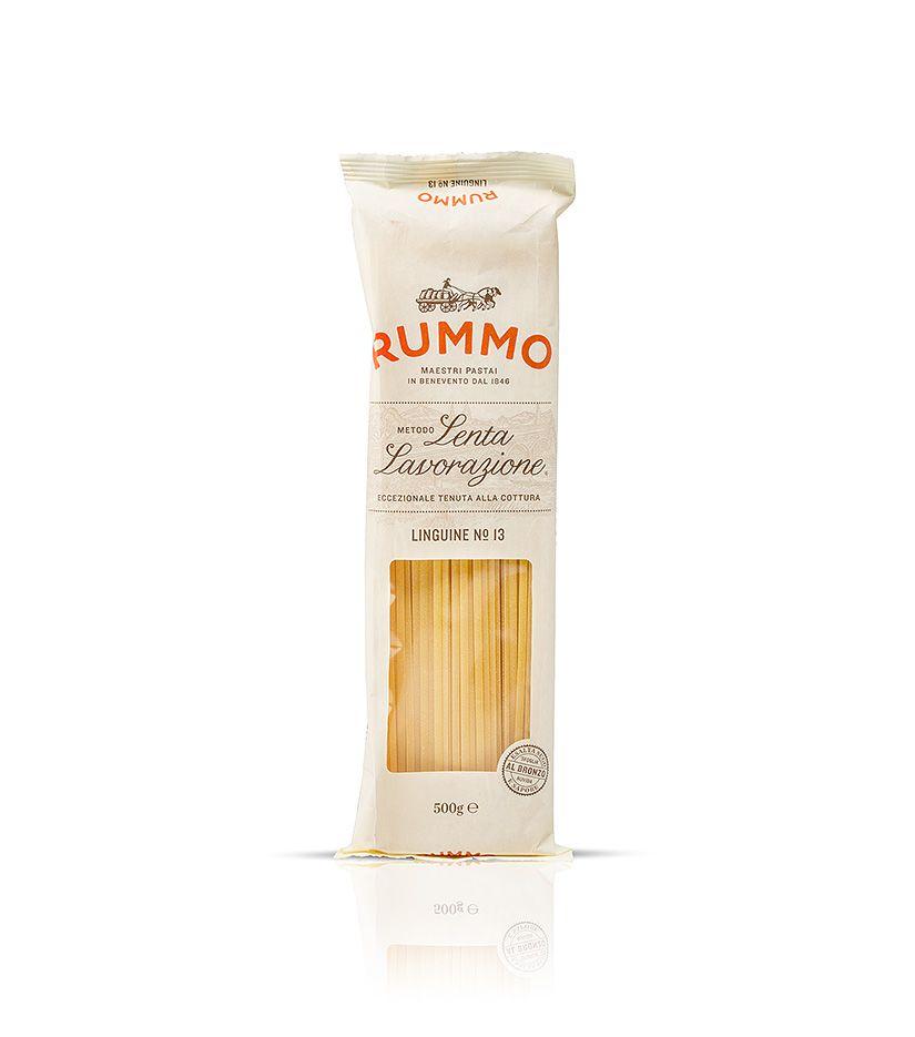 Rummo Linguine No. 13 Teigwaren aus Hartweizengrieß 500g