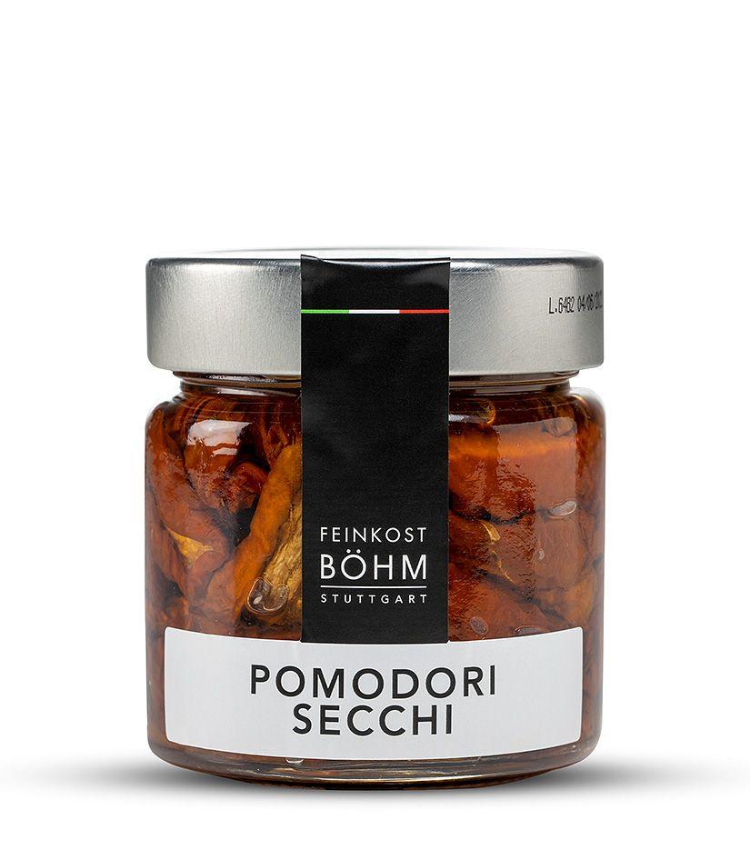 Feinkost Böhm Pomodori secchi getrocknete Tomaten in Olivenöl 200g