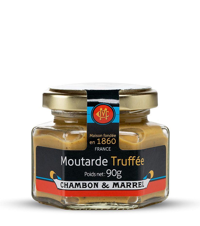 Chambon & Marrel Moutarde Truffé Trüffelsenf 90g