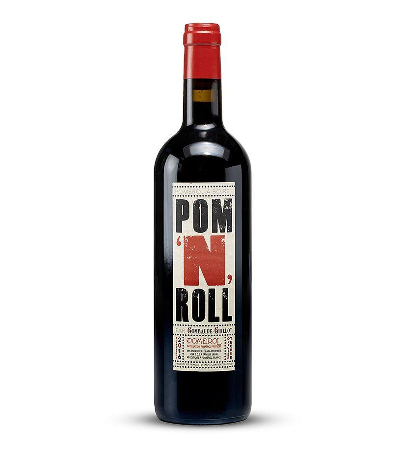 Pomerol Pom 'n' Roll Rotwein 2016 0,75l