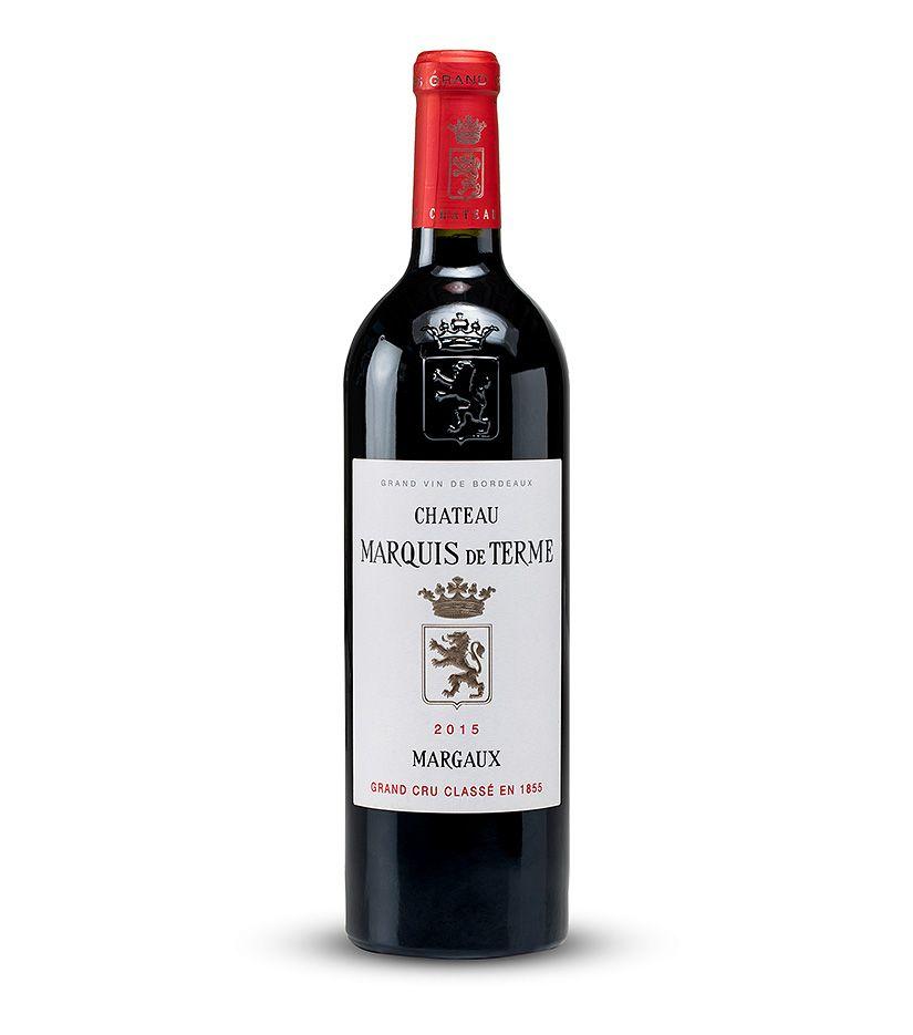 Château Marquis de Terme Margaux Rotwein 2015 0,75l