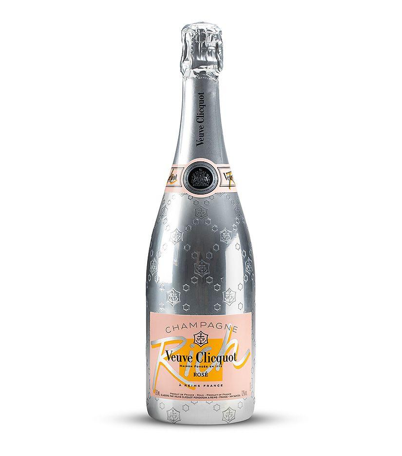 Veuve Clicquot Rich Rosé Champagner 0,75l