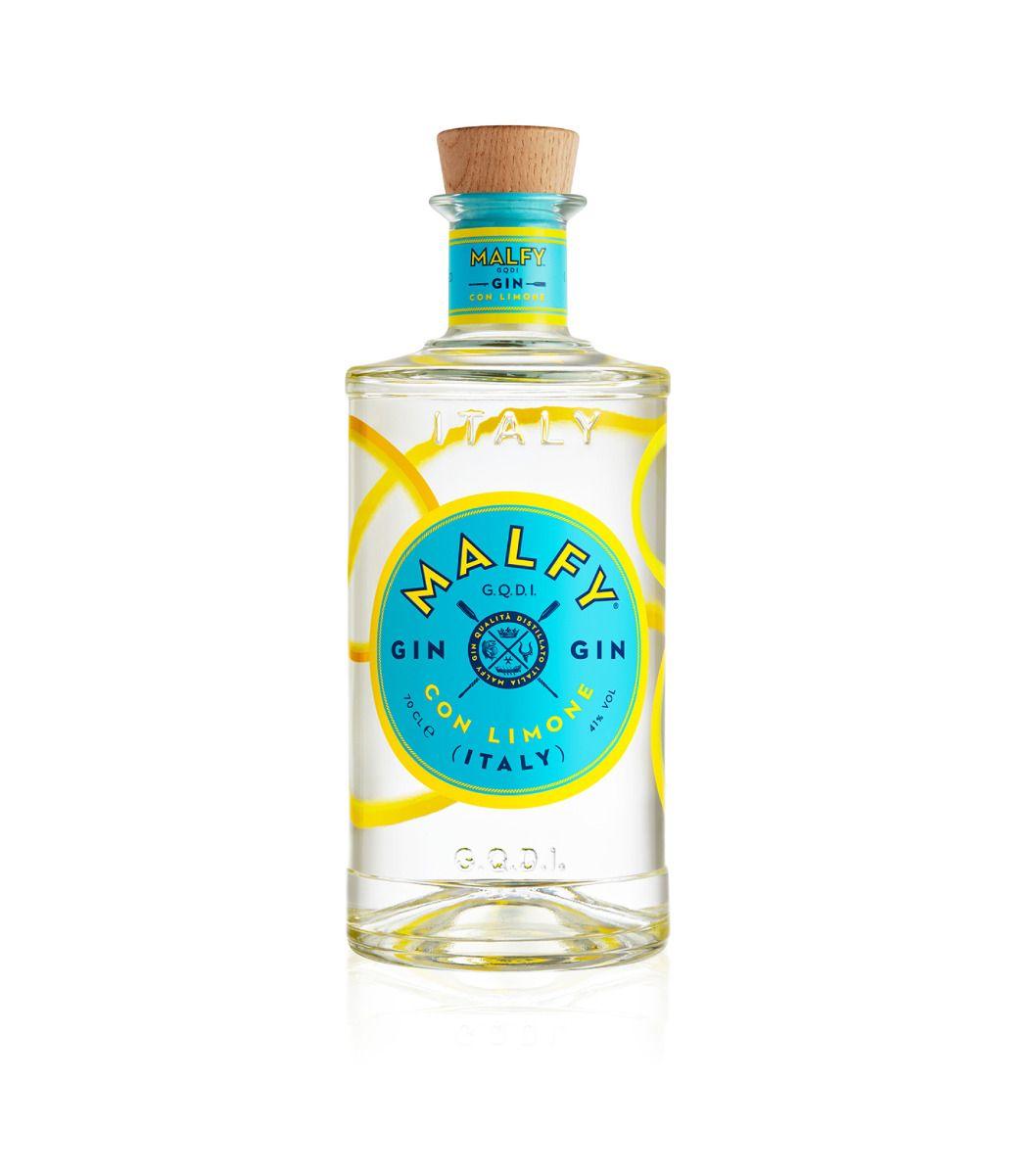 Malfy Gin mit Zitrone 0,7l