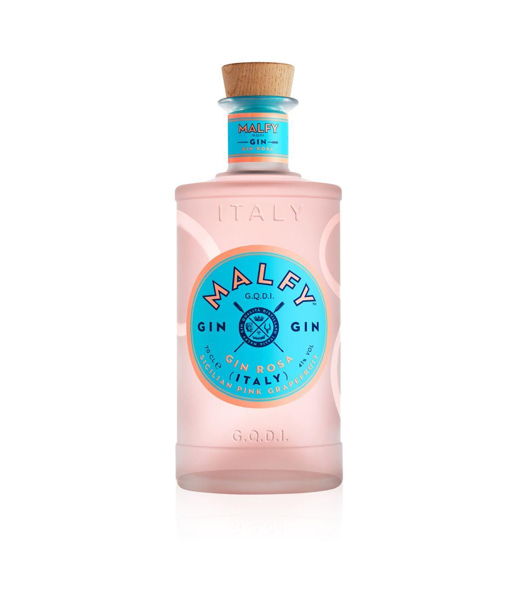 Malfy Gin Rosa mit sizilianischer Blutorange 0,7l