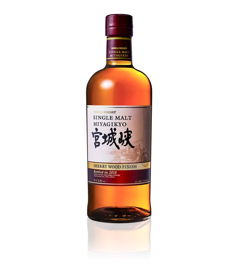 Nikka Whisky Single Malt Miyagikyo Sherry Finish Whisky 0,7l