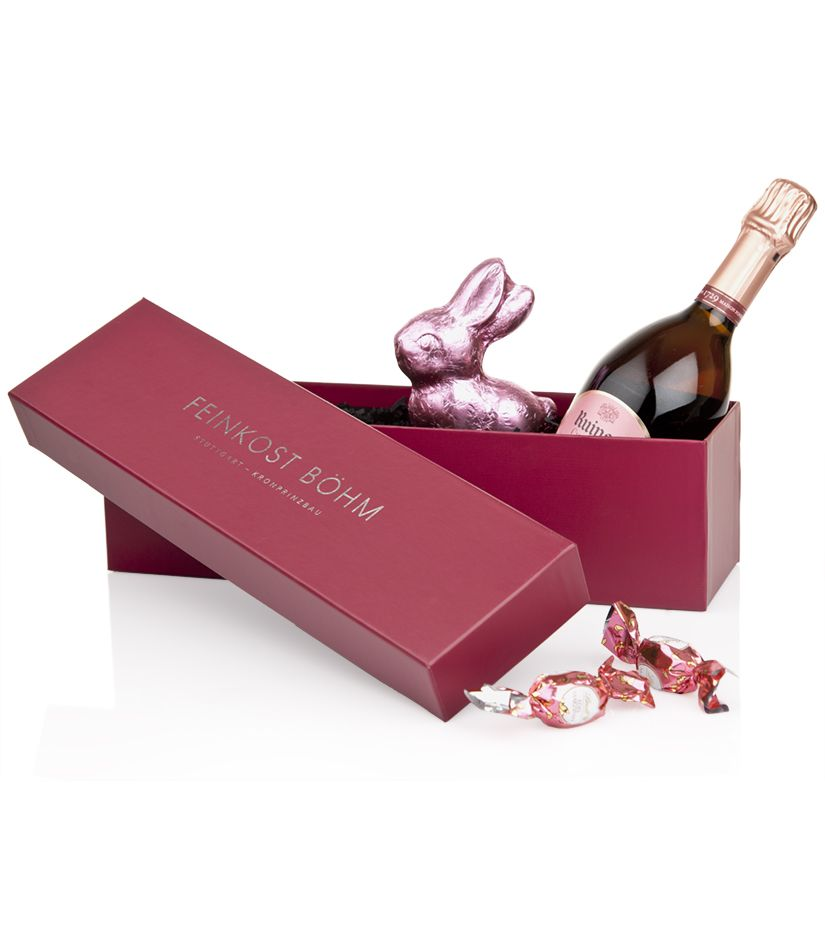 Osterbox Champagner