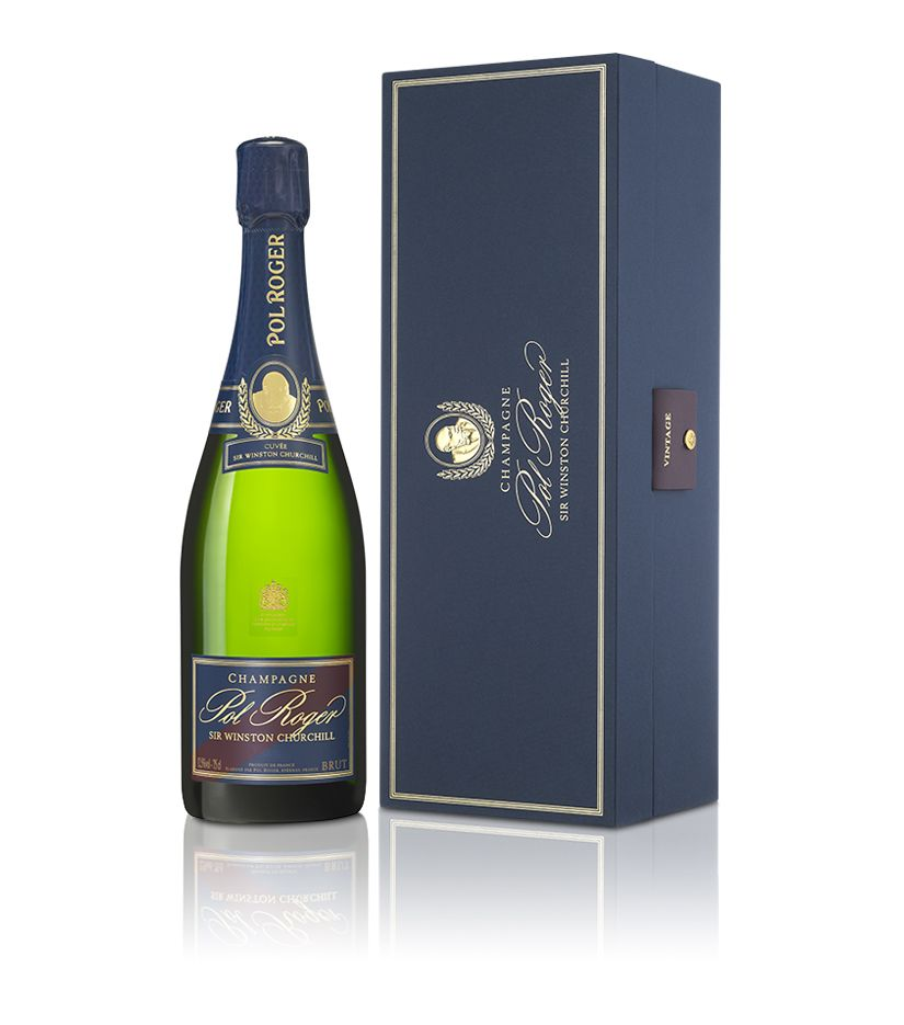 Pol Roger Sir Winston Churchill Champagner 2006 0,75l