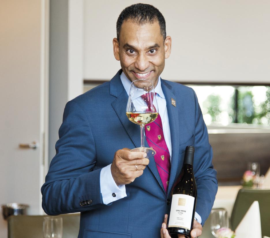 Limitierte Wein-Edition Ismaiel