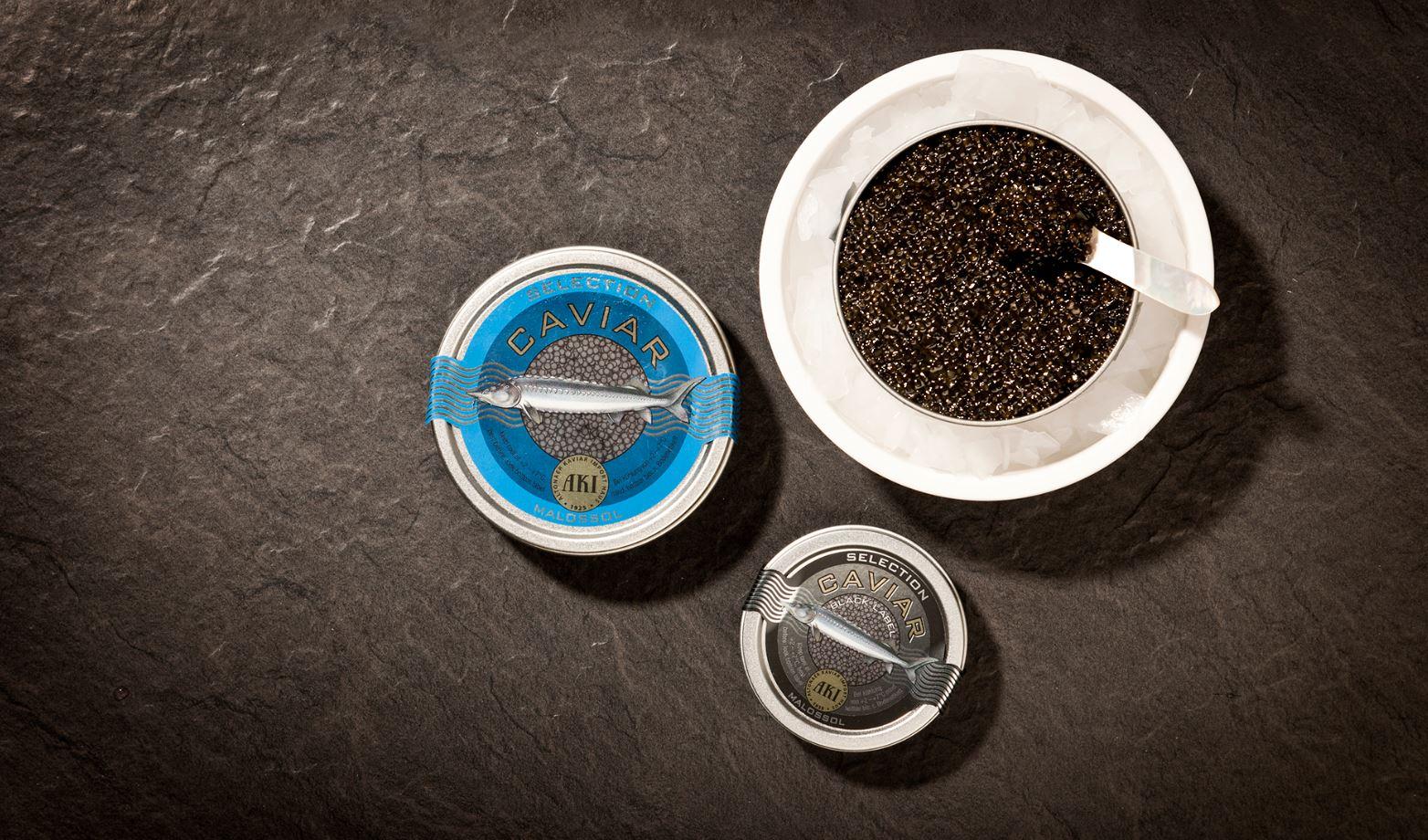 Kaviar - ein wahrer, sinnlicher Genuss