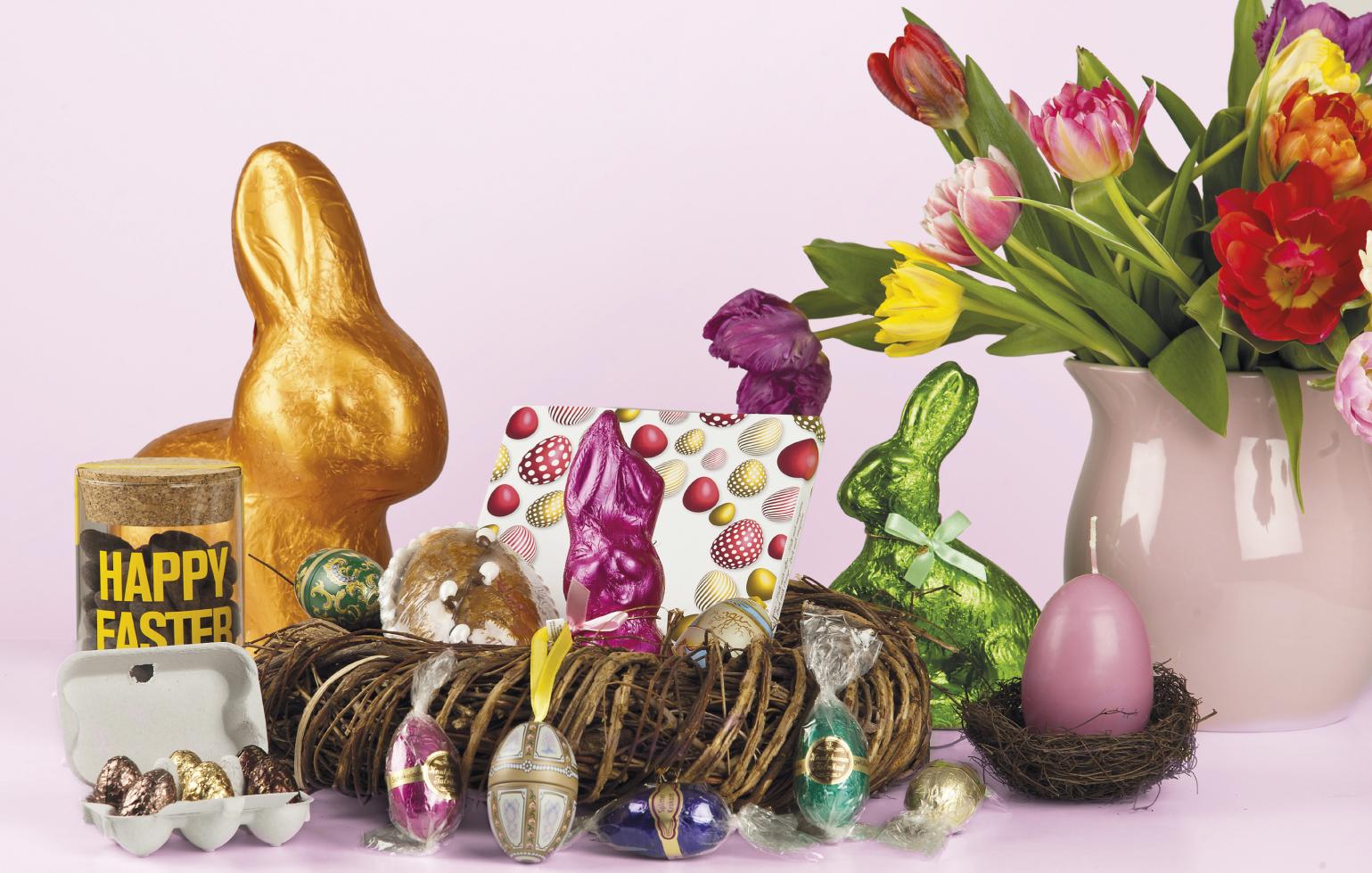 Ostern bei Feinkost Böhm