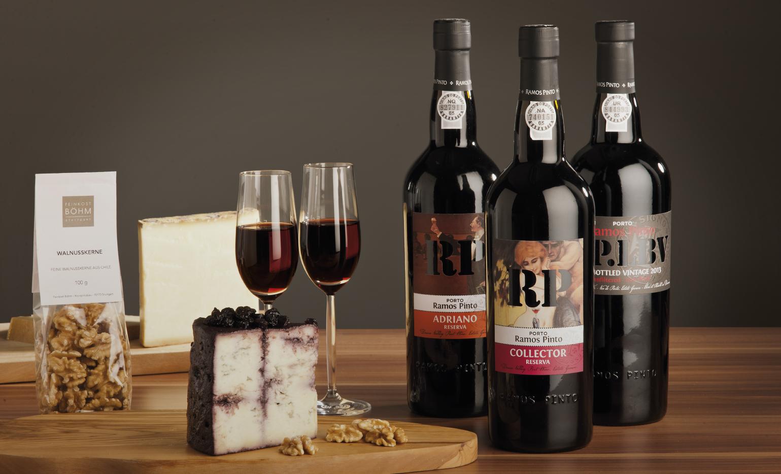Edle Portweine von Ramos Pinto