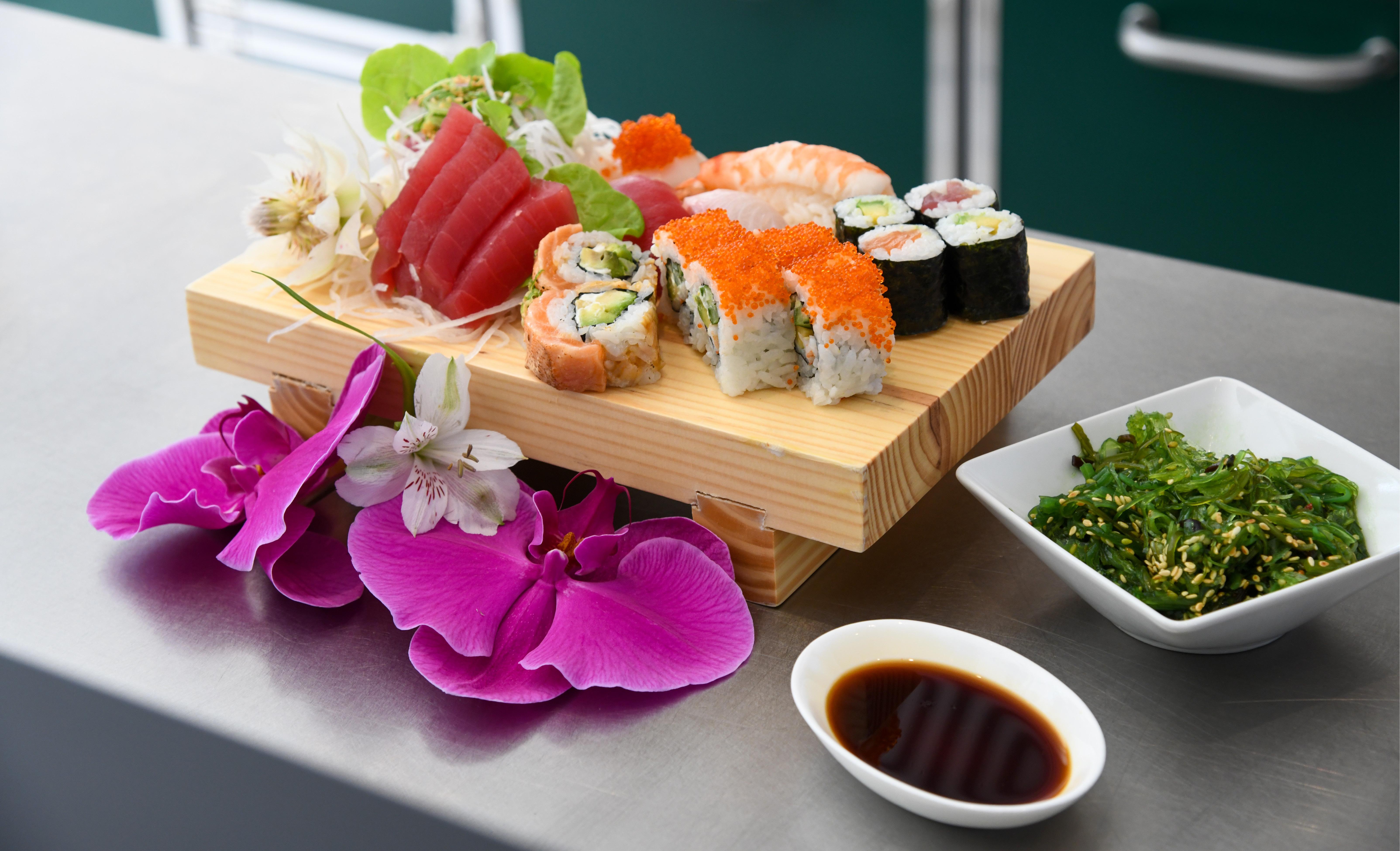 Sushi aus unserem Sushi-Ya