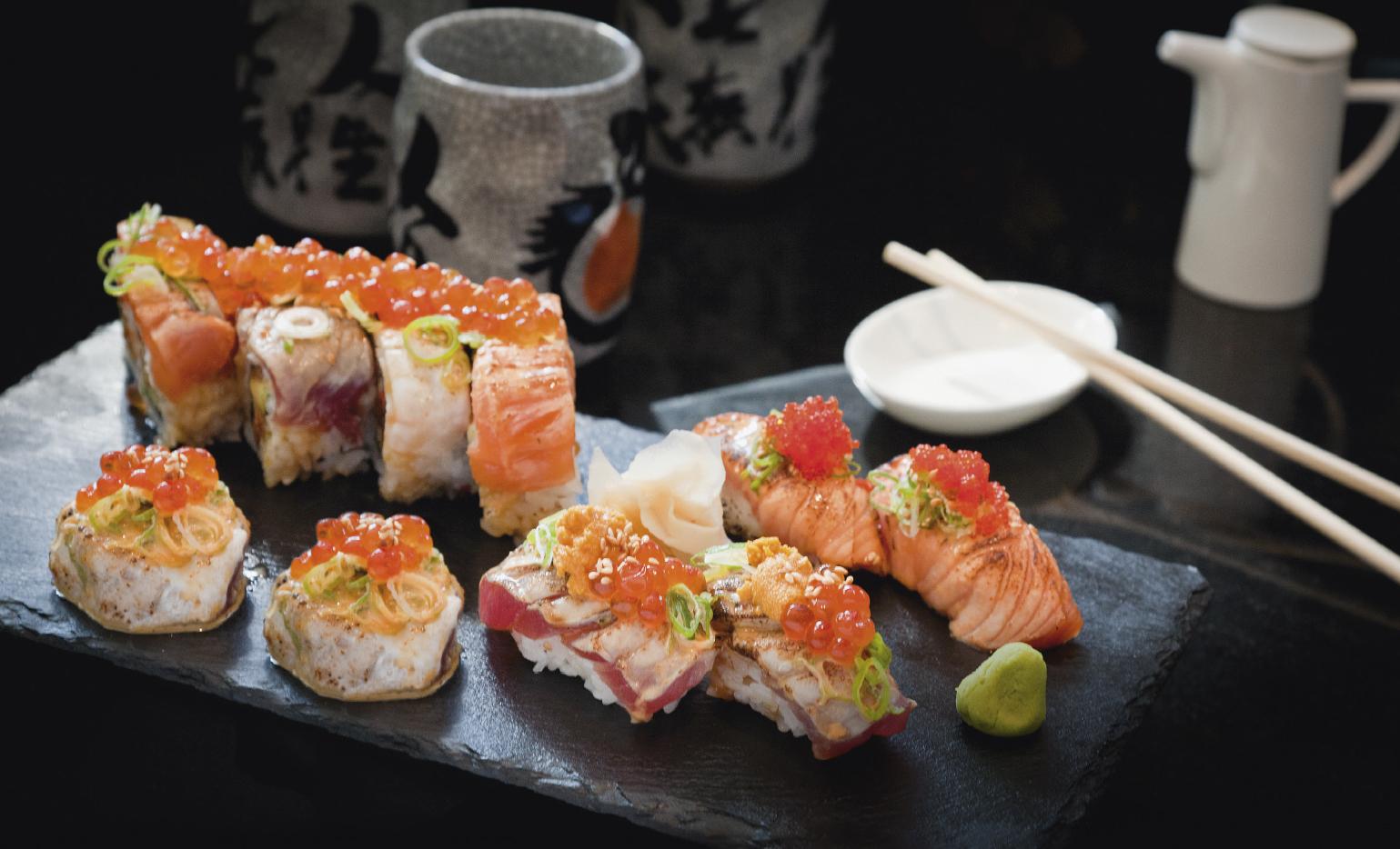 Sushi – jetzt bestellen!